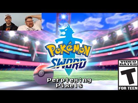 Perplexing Pixels: Pokemon Sword (Nintendo Switch) (review/commentary) Ep353