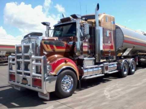 Trucks Of Central Queensland