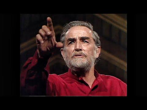Vittorio Gassman legge Dante - Divina Commedia - Inferno, Canto V