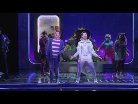 Highlights from Be More Chill on Broadway