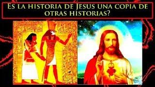 Es la historia de Jesus una copia de otras mitologias?
