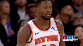 New York Knicks vs Cleveland Cavaliers | November 18,2019
