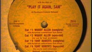 Play it Again, Sam Promotional Radio Shows