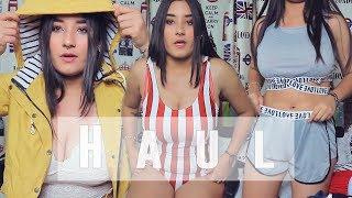 ¡HAUL! ZAFUL Y MÁS.❤️ | Maria Camila ❤️