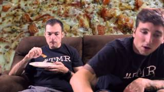 Papa John's Grilled Chicken Margherita Pizza (extended) - The Two Minute Reviews - Ep. 605 #tmr