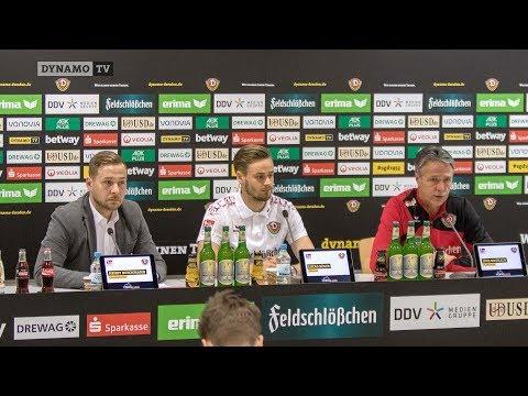 23. Spieltag | SGD - SSV | Pressekonferenz vor dem Spiel