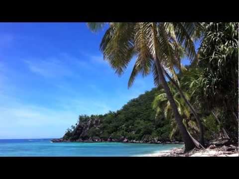 Monuriki island Fiji iphone 4 HD