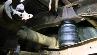 Ridetech Coolride System install on 1969 Chevy C10 Part 1
