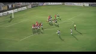 Gimnasia-Maipú: gol de Cucchi