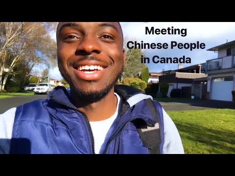 My Experience With The Chinese In Canada