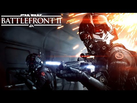 STAR WARS: BATTLEFRONT 2 All Cutscenes (Game Movie 2017) 1080p 60FPS
