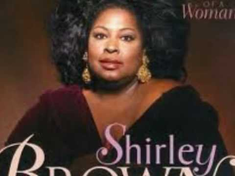 Shirley Brown - You Left A Good Woman For A Good Time