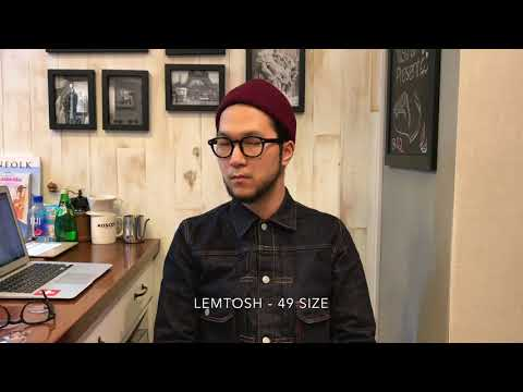 [CShopmall] MOSCOT Lemtosh Size 비교영상