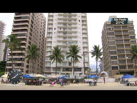 SBT Brasil visita o apartamento que pode provocar a prisão de Lula | SBT Brasil (03/04/18)