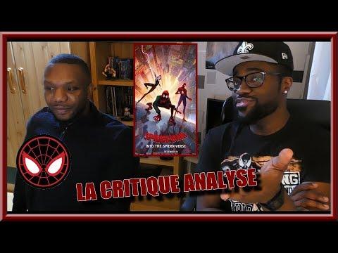 spider-man : new generation - la critique analyse - youtube
