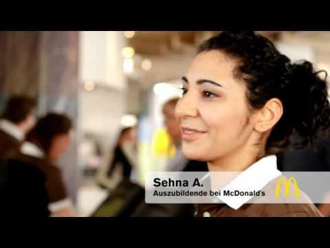 McDonald`s Werbespot Jobs / Karriere