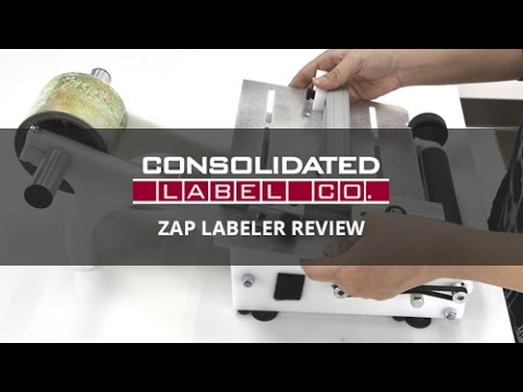 Zap Labeler Review