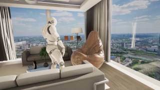 Anvio VISION — VR-платформа виртуализации интерьеров