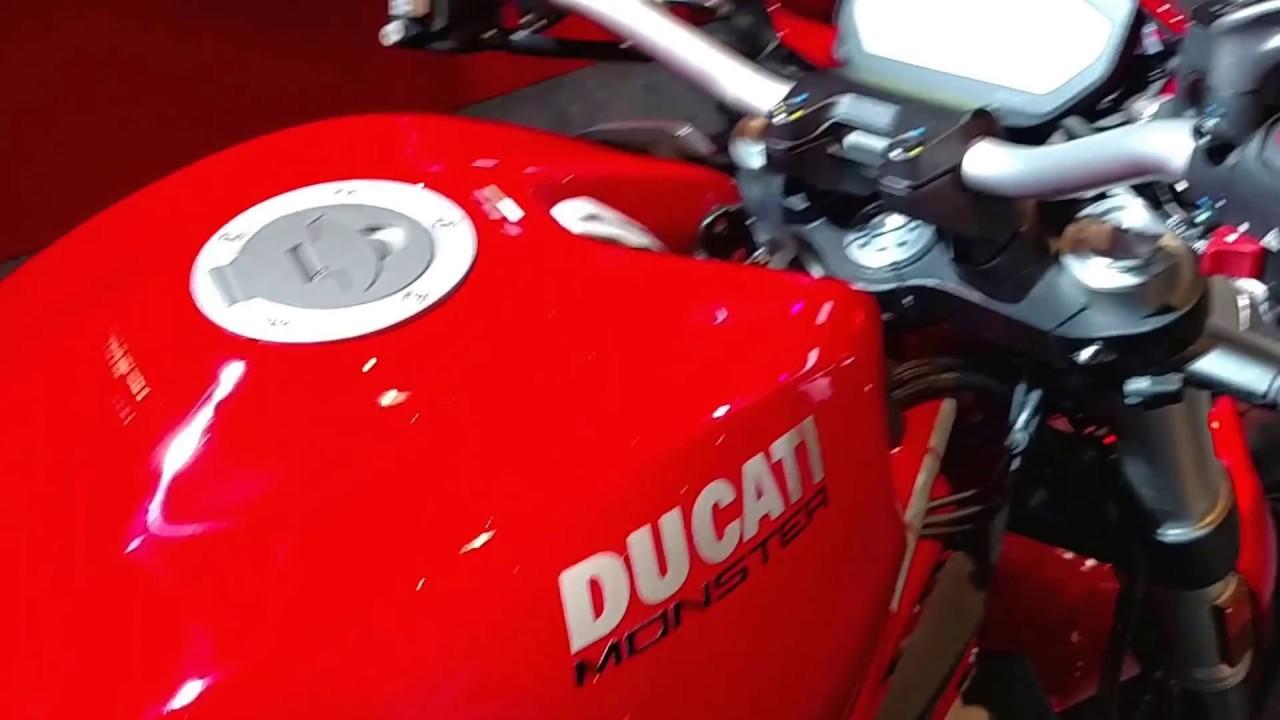 Ducati Monster 797 India Walk Around Youtube