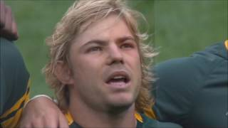 National Anthems (& Haka) - South Africa vs New Zealand [TRC16 ; Rd6]