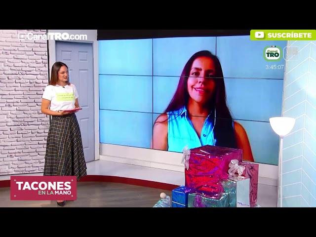 La psicóloga Jhoana Monroy responde inquietudes de los televidentes