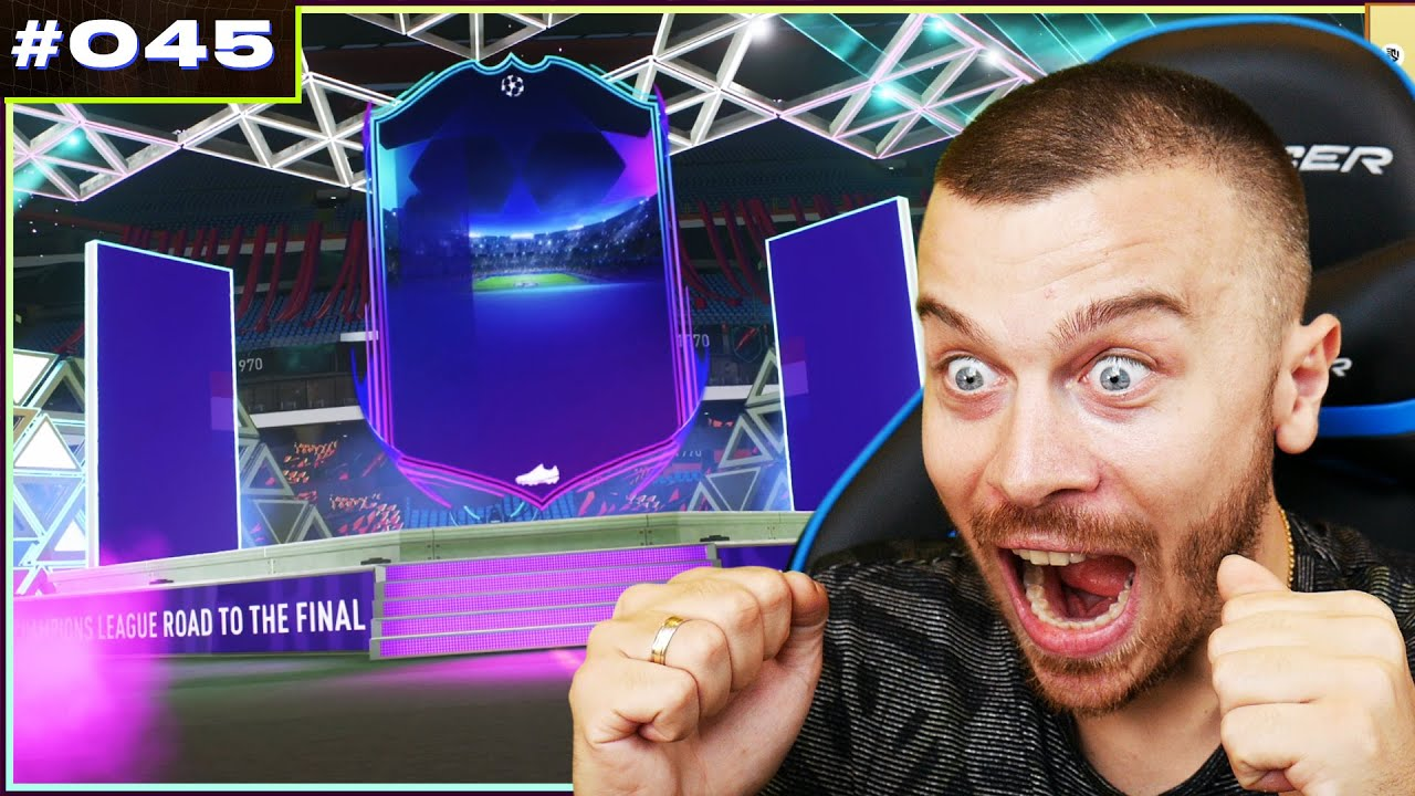 Download FIFA 22 I GOT MY FIRST AMAZING RTTKS PLAYER! [ROAD TO THE KNOCKOUT STAGE TEAM 1]