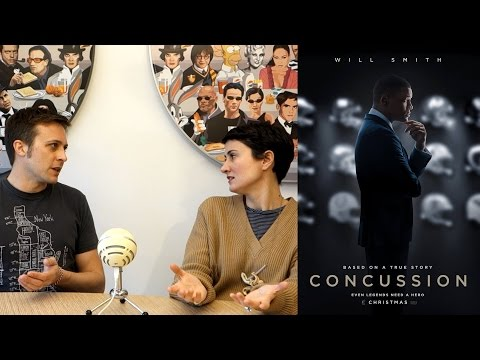 Film: Concussion - Bilingual Conversation in Spanish & English w/Nora - Lazy Linguists