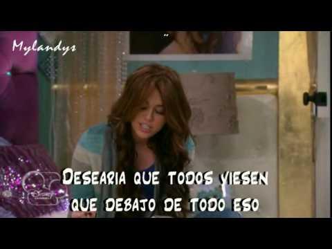 Miley Cyrus - Ordinary girl HM forever season 4 - subtitulado español