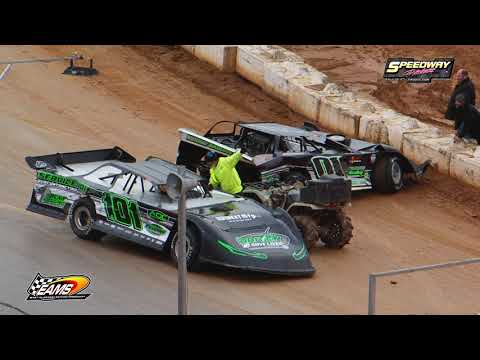 EAMS 604 Crate Late Models @ National 100 Jan 26 27 , 2019