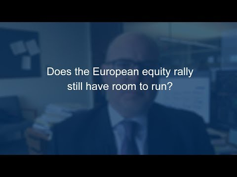 Europe's equity rally may be showing its age