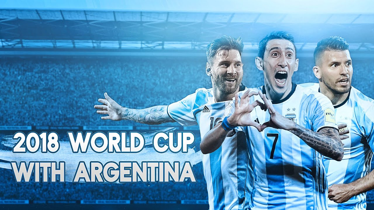 World Cup 2018 Argentina Group
