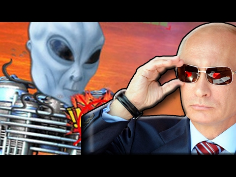 FOR MOTHER RUSSIA!   Reptilians Must Die!  