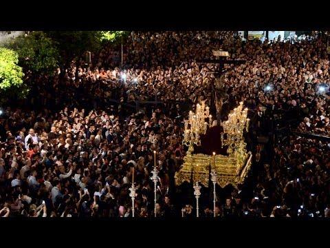 Salida Hermandad del Amor - Semana Santa de Sevilla 2014