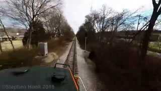 HD: A Train Engineer's Point of View (Short)