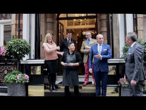 KP The Year 2017  Winner Jose Nunez - The Stafford Hotel