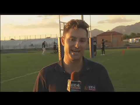 Friday Football Fever: Rincon University High School v. Rio Rico High School