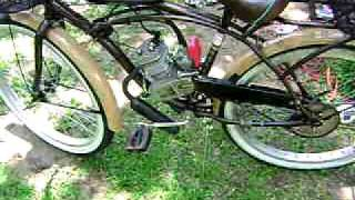 huffy gas bike