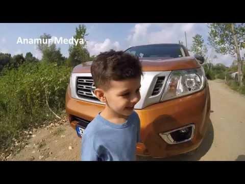 Yeni 2016 Nissan Navara 2.3 dCi 4x2 Test Baba Ogul