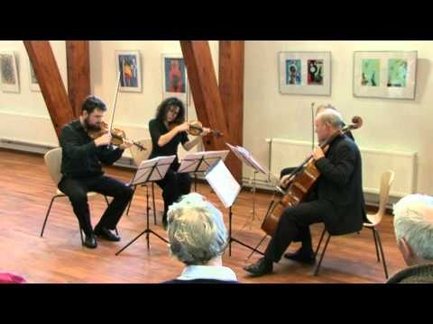 String Quartet, III. Allegro molto
