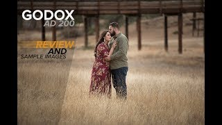 Godox AD200 Flash Review