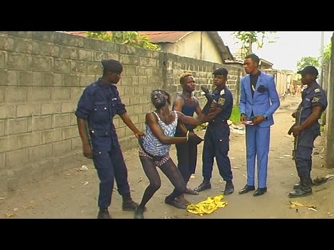 Kwikwi et Pomba Leader bakangami pour l'argent - Comédie Congolaise