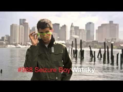 #988 Seizure Boy-Watsky