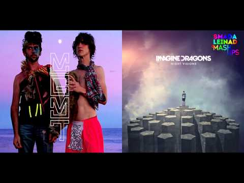 MGMT vs. Imagine Dragons - It's Time to Pretend