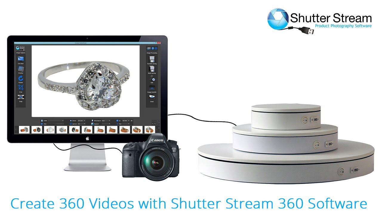 shutter stream
