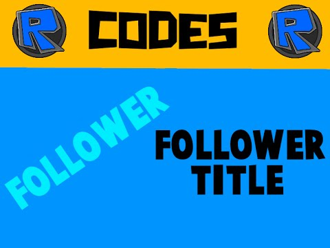 roblox how to get a title on the game