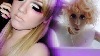 NikkieTutorials | Lady Gaga | Inspired Makeup Tutorial  - Bad Romance