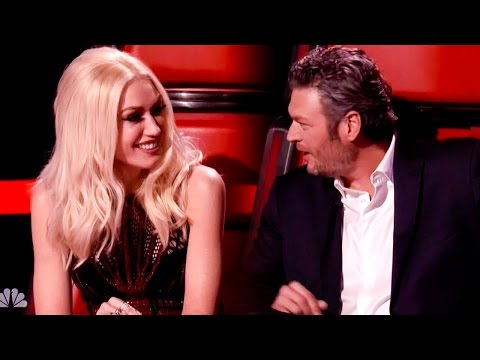 Blake Shelton Calls Gwen Stefani His Booty Call on 'The Voice'