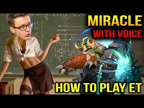 MIRACLE [WITH VOICE] I AM BEST 4 PLAYER Dota 2 thumbnail