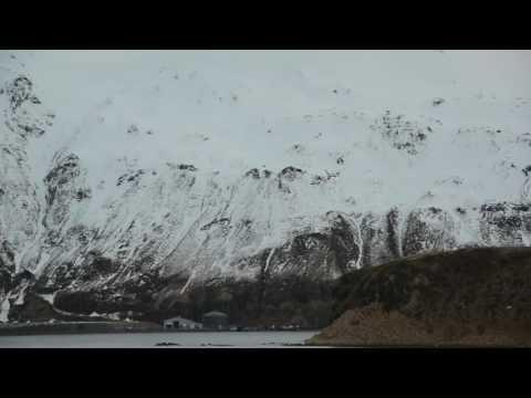 Dutch Harbor, Unalaska landing.