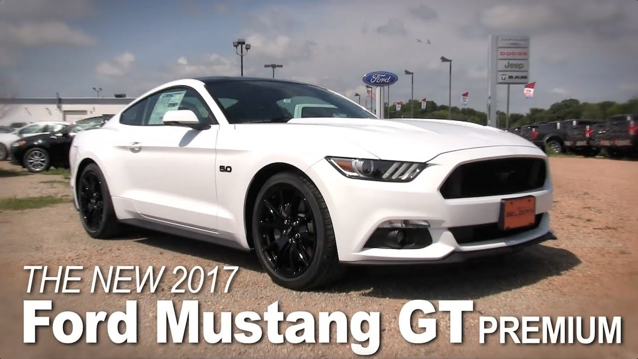 Jeff Belzer Ford >> New 2017 Ford Mustang GT - New Prague, Northfield ...
